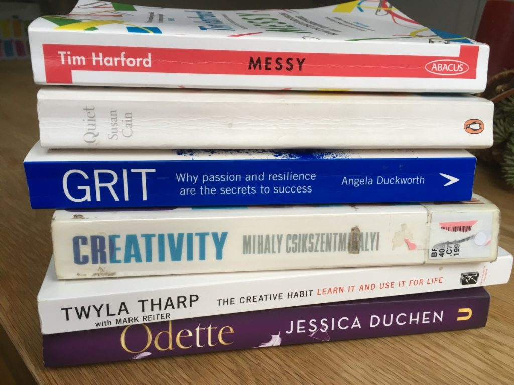 Best creativity books 2018
