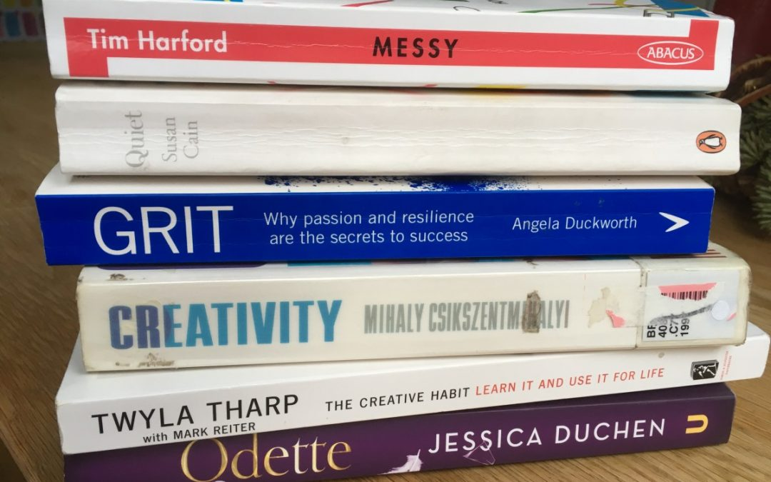 My best creativity books of 2018 (and why you might want them on your gift list)