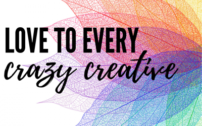 For every 'crazy creative' on World Mental Health Day