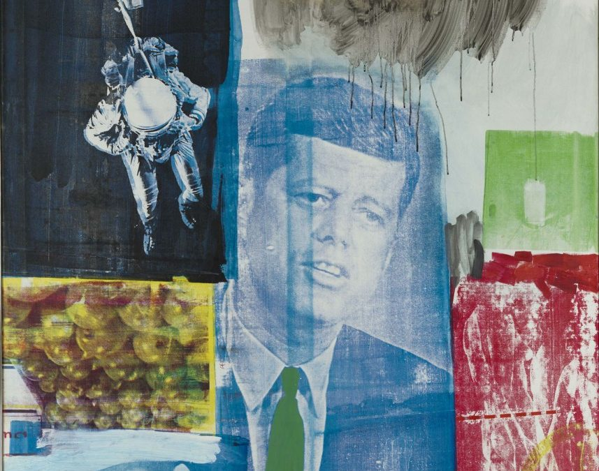 Robert Rauschenberg and burning bridges